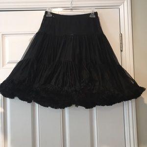 NWT Betsey Johnson Petticoat OSFA